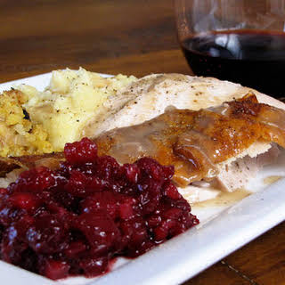 Perfectly Moist Convection Oven Roasted Turkey.