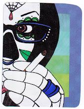 Photo: Mail Art 366 - Day 146, card 146a