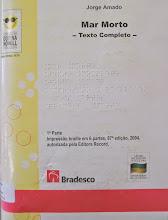 Photo: Mar morto Amado, Jorge  Localização: Braille F A494m  Edição Braille