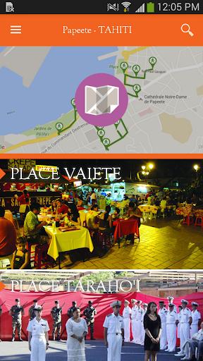 Papeete Audio Guide
