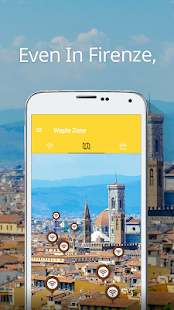 🏅Waple-WiFi Sharing Platform- screenshot thumbnail