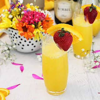Celebrate Spring with Sparkling Mimosas.