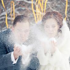 Wedding photographer Inna Porozkova (25october). Photo of 02.02.2015
