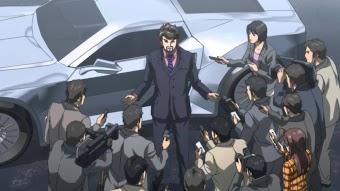 Japan: Enter Iron Man