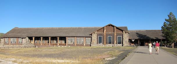 Photo: Old Faithful Lodge