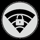 WIFI密码 icon