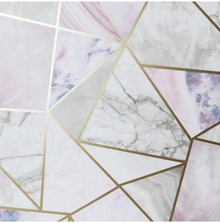 Fragments Geometrisk Tapet Marmor Arthouse 697200