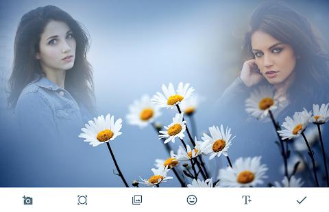 Daisy Flower Photo Frames - náhled