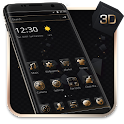 Luxus Golden Black 3D Tech