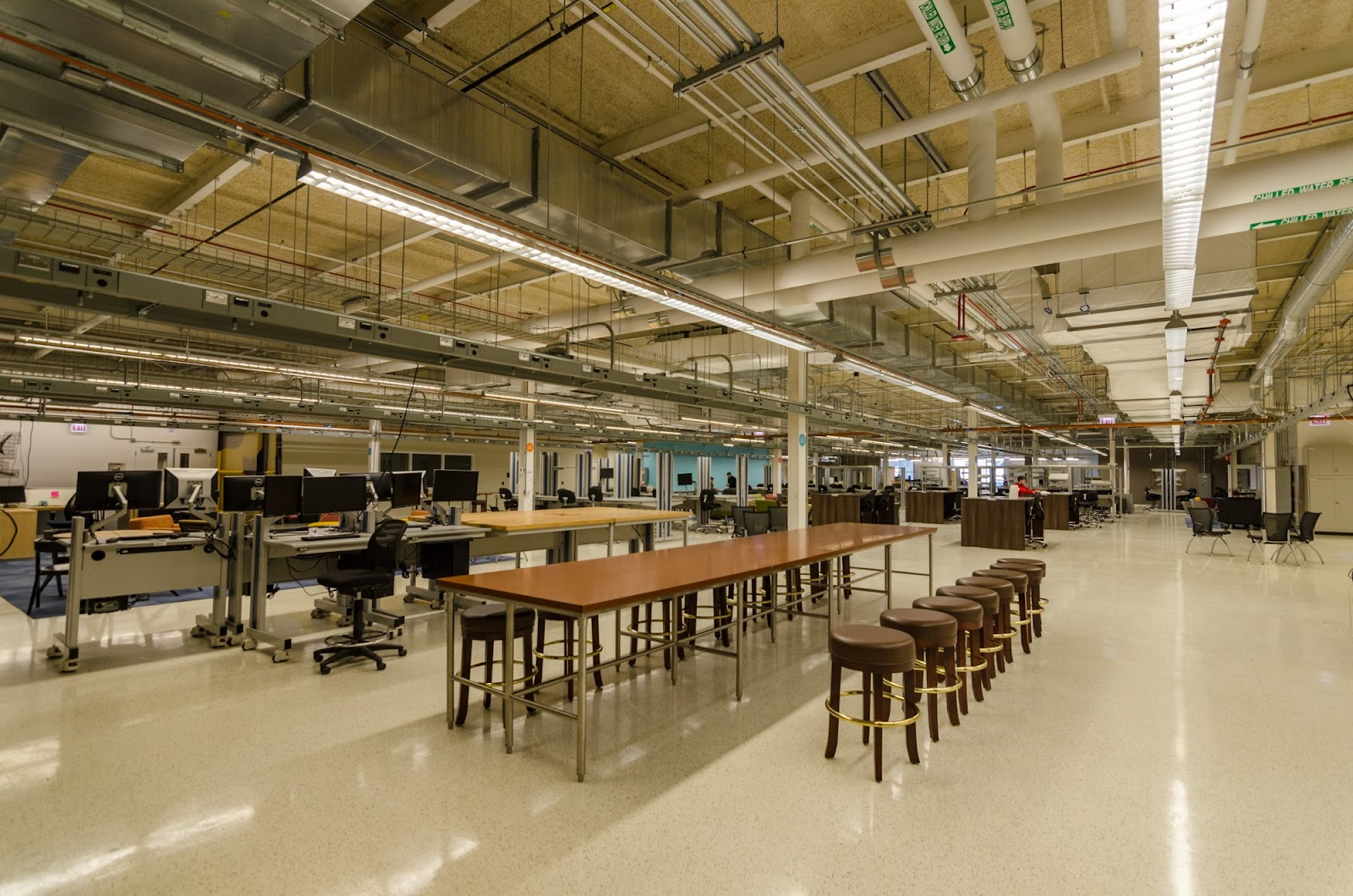mHub Coworking Spaces in Chicago