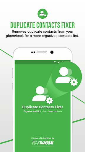 Duplicate Contacts Fixer and Remover screenshots 1