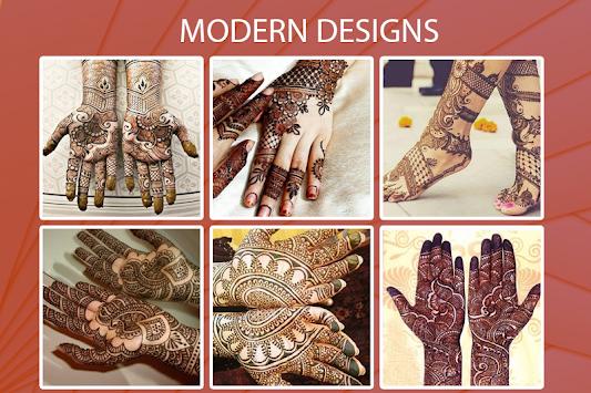 Download حناء Mehndi Desain Terbaru Fashion Untuk Jari Dan Kaki Apk