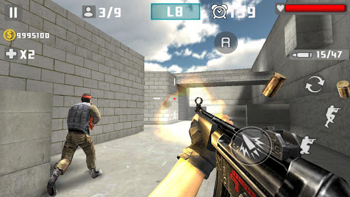 Gun Shot Fire War  {cheat|hack|gameplay|apk mod|resources generator} 4
