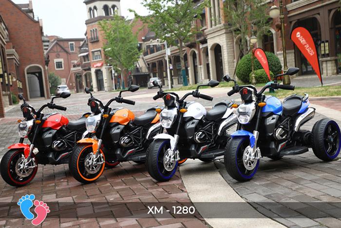 Xe moto điện cho bé XM-1280 1