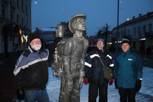 Автомобильное путешествие по территорий Белоруссии, январь 2019