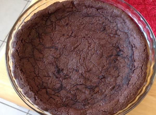 Brownie Pie Crust