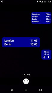 World Clock & Widget- screenshot thumbnail
