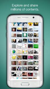 Pearltrees Screenshot