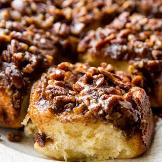 Maple Pecan Sticky Buns Recipe