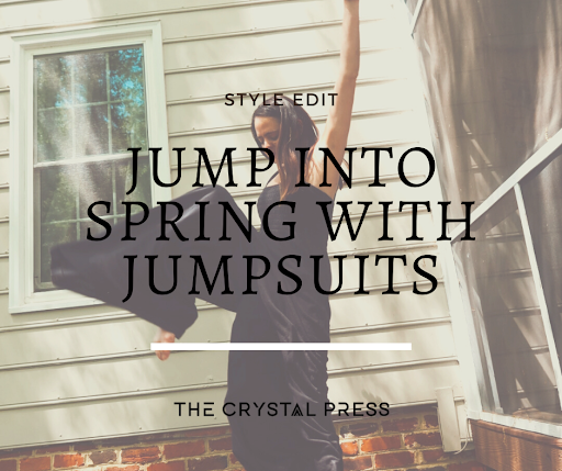 Spotlight on: Jumpsuits for Spring