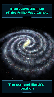 Galaxy Map - náhled