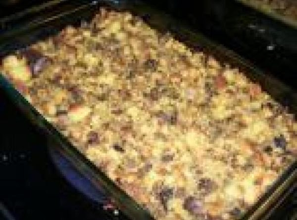 Home For Thanksgiving Fried Cornbread Dressing Recipe