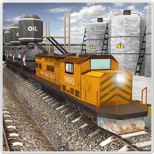 Oil Tanker Train Driving Simulator