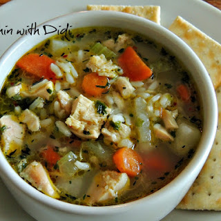 Chicken 'n Rice Soup