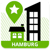 Hamburg Travel Guide (City map)