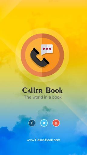 دليل المتصل Caller Book