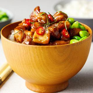 Thai-style Caramel Chicken