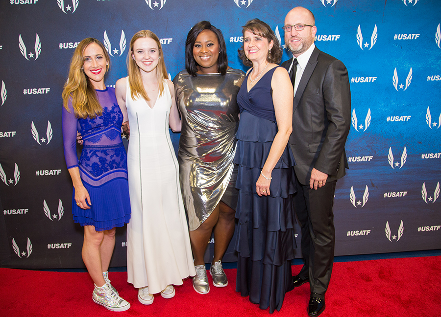 Photos - 2016 USATF Hall of Fame Black Tie & Sneakers Gala