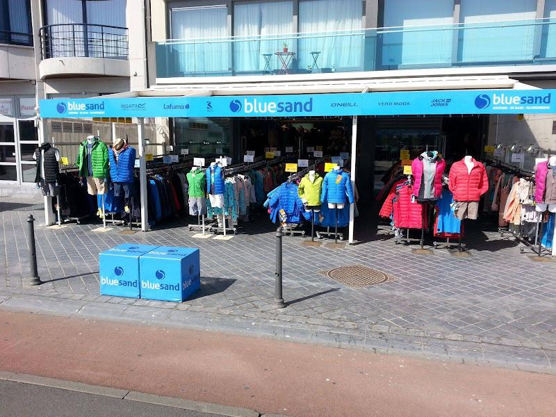 Openingsuren Blue Sand Oostende