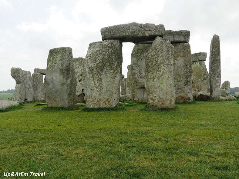 Up&AtEm Travel Highlights 2017 - Stonehenge in England, UK
