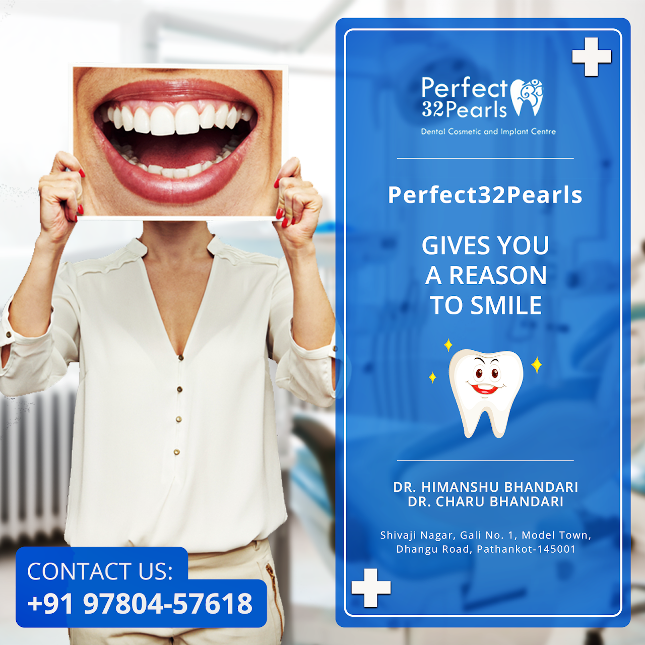 Perfect 32 Pearls Dental Clinic and Implant Centre-Dental clinic