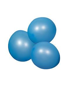 Ballong, Neonblå 12 st
