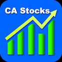 Stocks - Canada Stock Quotes icon
