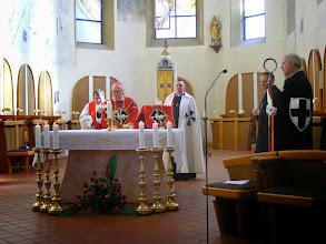 Photo: Slavení eucharistie