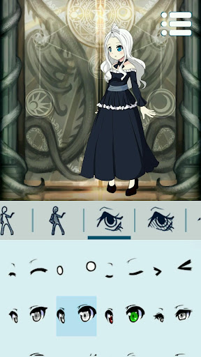 Avatar Maker: Witches screenshot 7