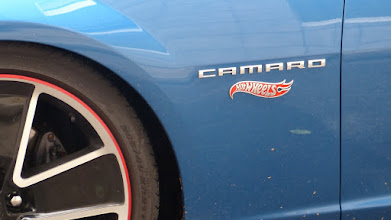Photo: Chevrolet Camaro Hot Wheels