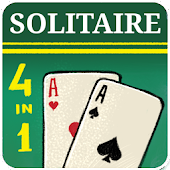 Solitaire Pack 4 in 1
