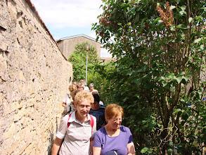 Photo: petits sentiers dans Lunéville
