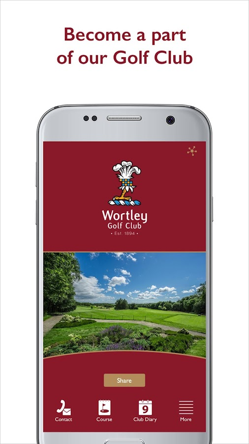 Wortley Golf Club- screenshot