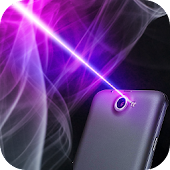Laser Flash Light Simulator