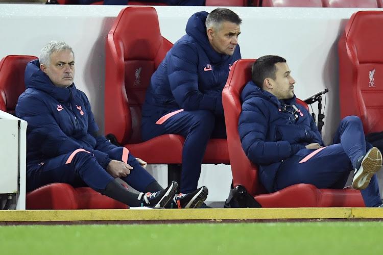 Le seum de Mourinho