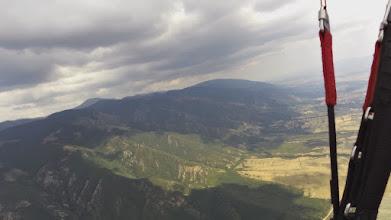 Photo: Сопот 21.08.2016 - над планината обаче са легнали плътни сенки..