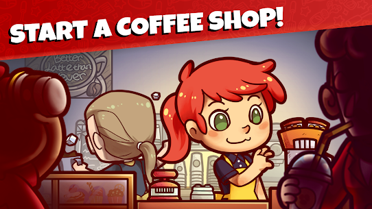 Own Coffee Shop: Idle Tap Game Apk Download For Android and Iphone 1