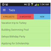 Project & Task Management