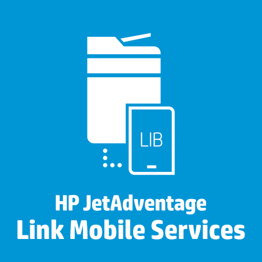 HP JetAdvantageLink Services Icon