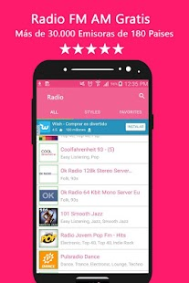 AM FM Radio Free - Free Stations - náhled